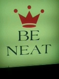 Be Neat